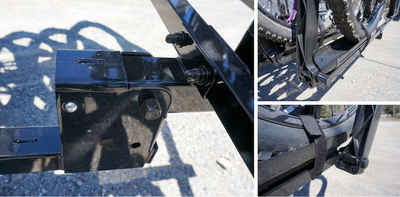 Raxter Hitch Rack Review