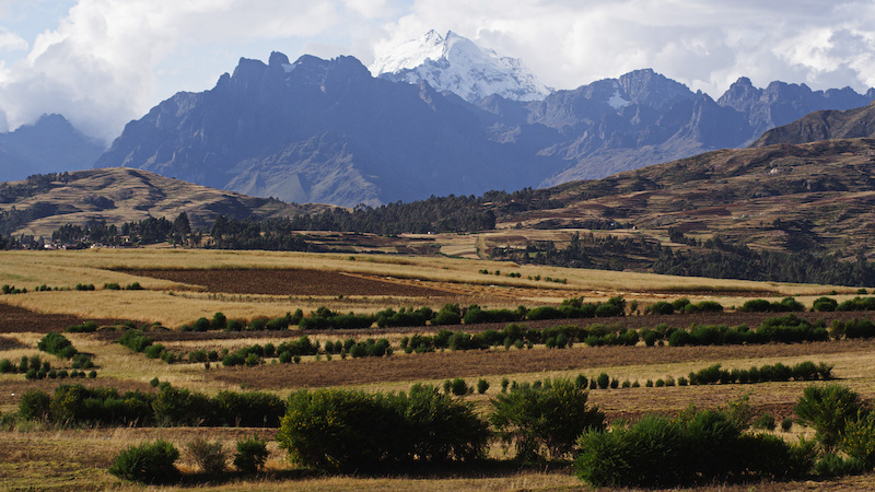 Need any more reason why the mountain of Peru are some of the most amazing ranges in the world 1