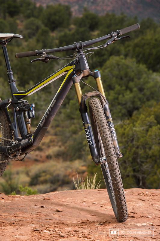 BMC Trailfox TF01 review