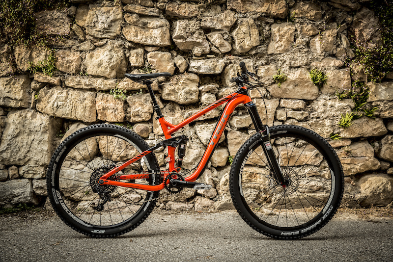 SRAM X1 equipped bike