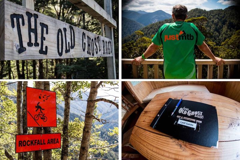 JustMTB Tour - Discover New Zealand Images Copyright - John Colthorpe