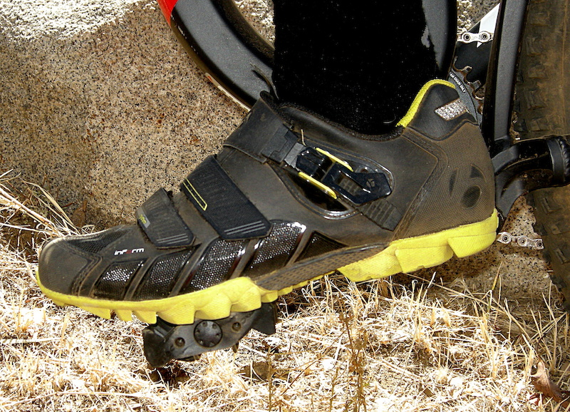 Bontrager Rhythm Mountain Bike Shoe Review