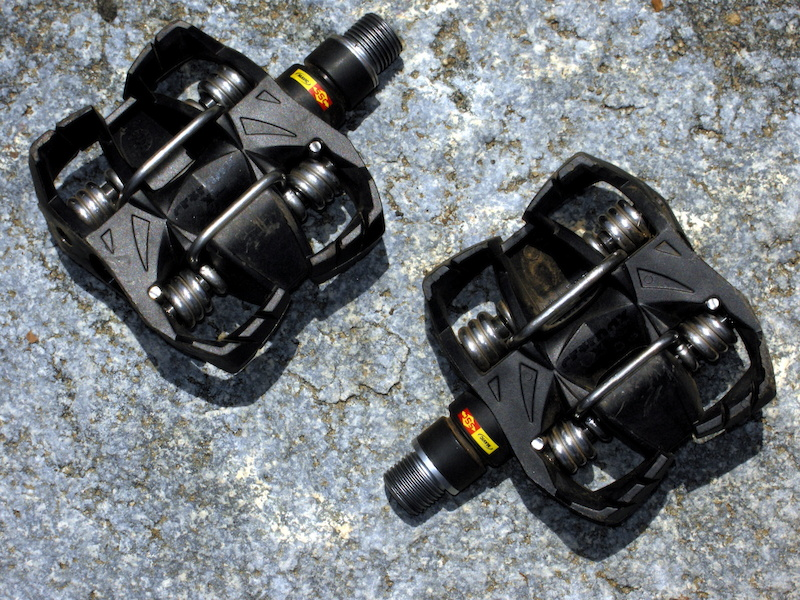 Mavic Crossmax XL Pedal reviewed 2014
