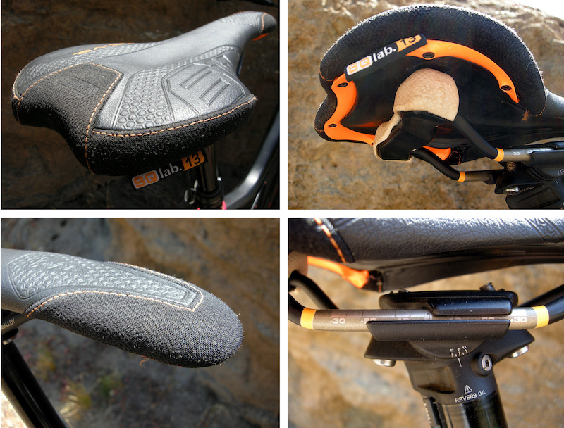 SQ Lab Active Saddle - Reviewed 2014