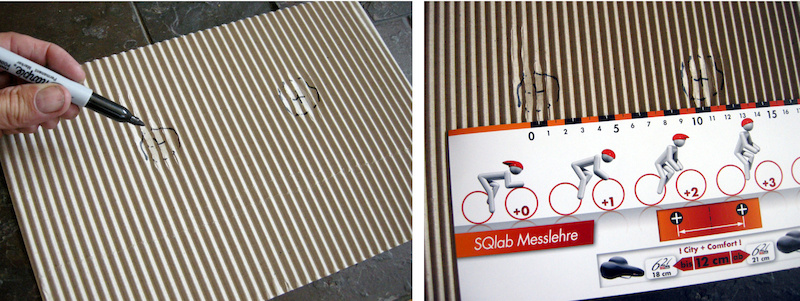 SQlab 611 Active saddle fit kit review 2014
