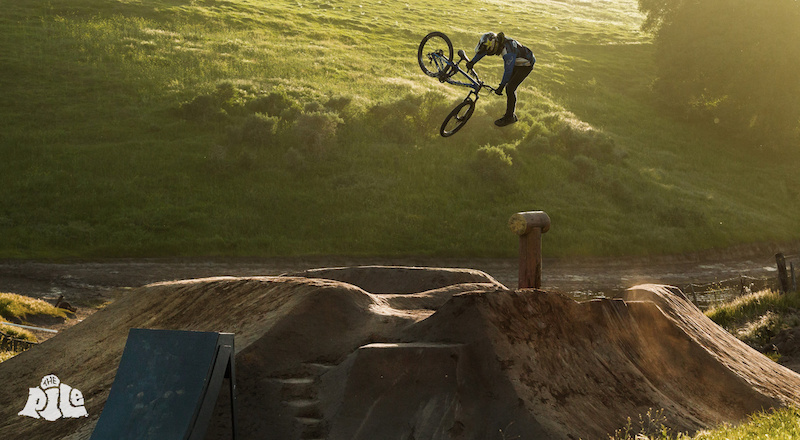 Sony ActionCam presents Cam McCaul s The Pile. Photo by Harookz.