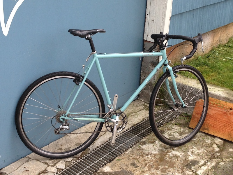 2012 Surly Cross Check 56cm For Sale