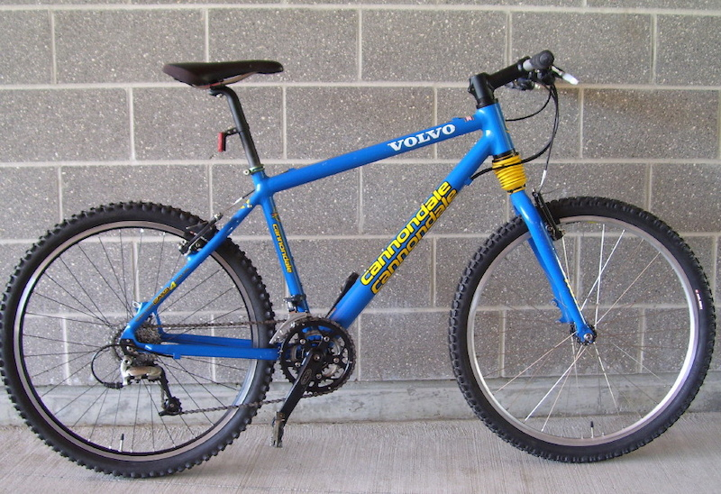 fecede9a5 1999 Cannondale CAAD4 Volvo Team Edition For Sale