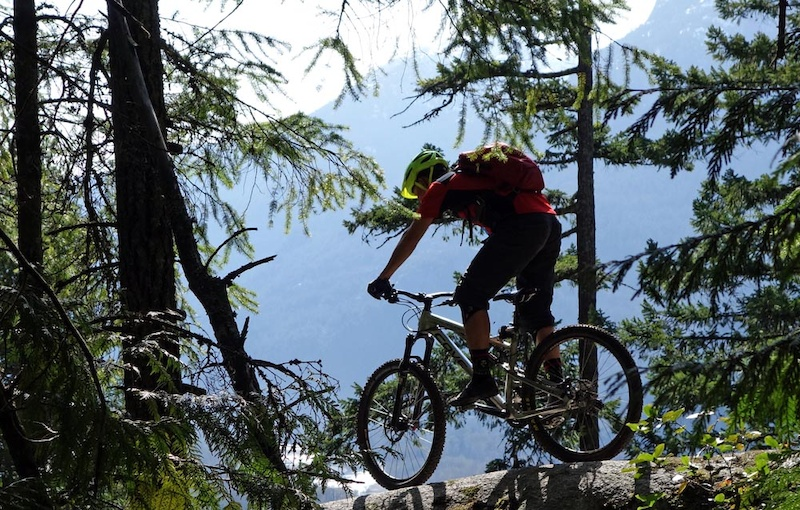 MTB Tourism examples.