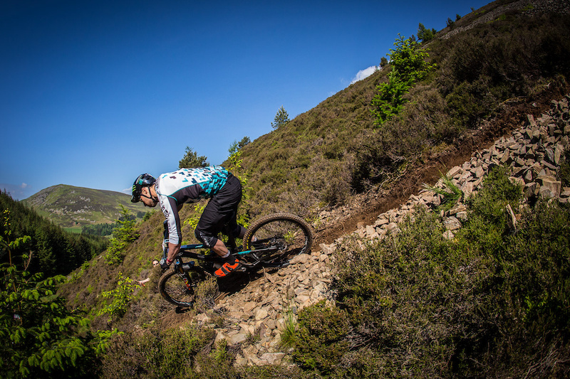 Yeti team images by Sebastian Schieck at EWS 3 2014