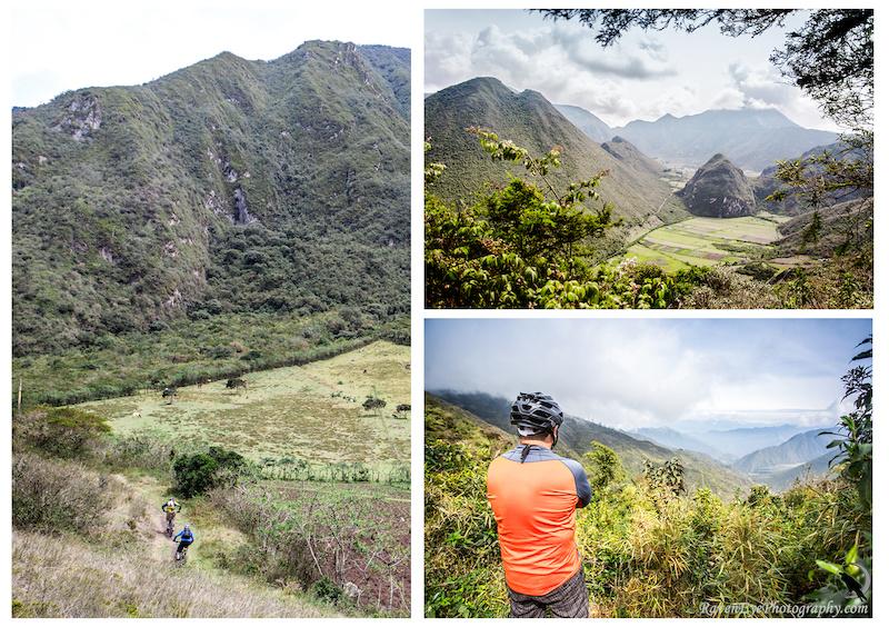 Ecuador Biking - www.RavenEyePhotography.com