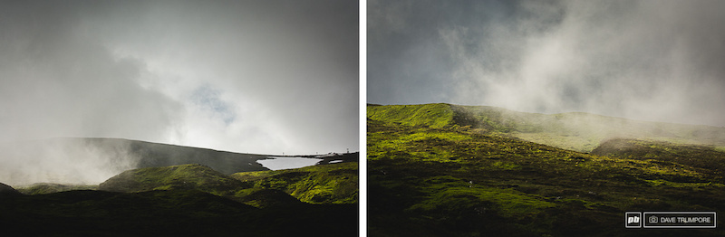 the mixed weather in Scotland makes for some breathtaking scenery.