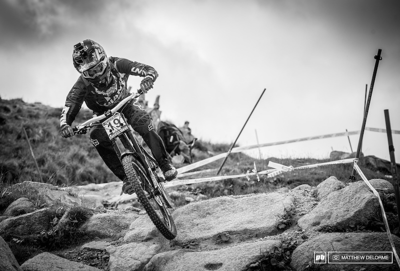 Danny Hart put in the performance we ve been waiting to see from him since his World Championships title. So many Brits shinned here today in Fort William. Perhaps that last BDS round heaped out a bit in being prepared. Here s to seeing Hart up on the podium more this season.