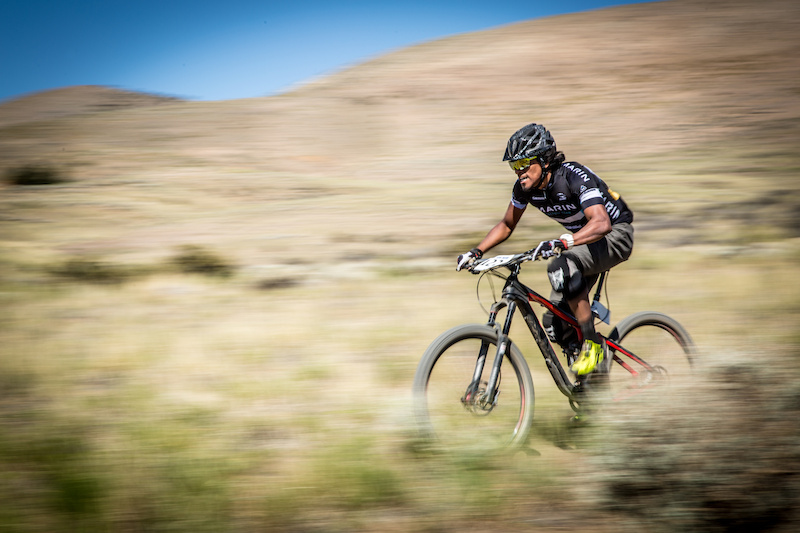 California Enduro Series race 1 of 2014