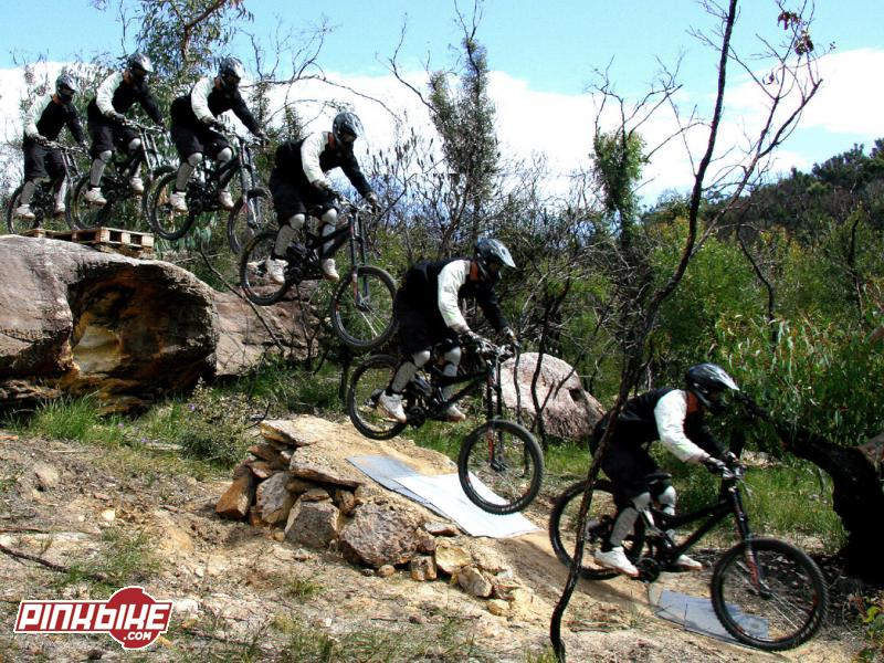 The early days of Freeride on the Northern Beaches.