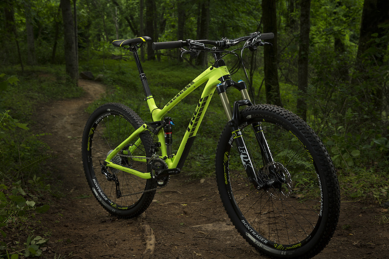 Trek Remedy 29 9.9 Photo by Sterling Lorence
