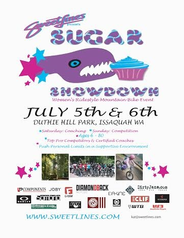 Sugar Showdown Seattle 2014 Flyer