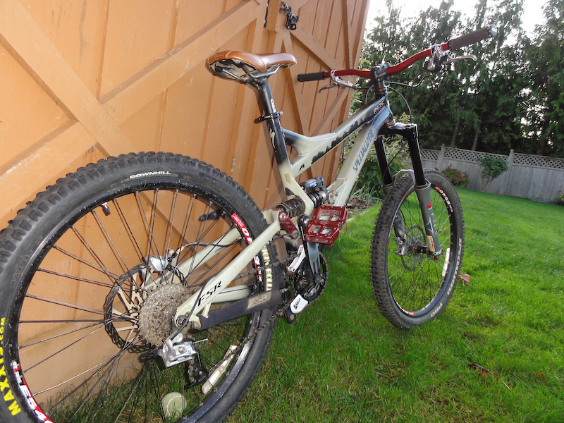 2008 Specialized SX Trail custom