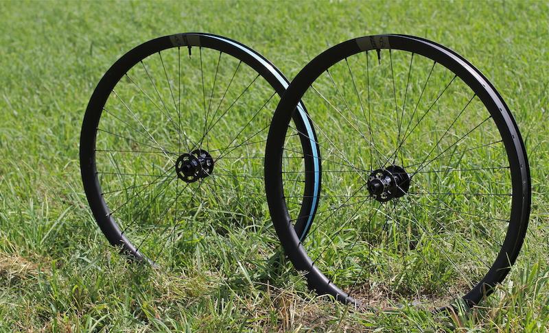 Ibis 741 rim wheelset review test