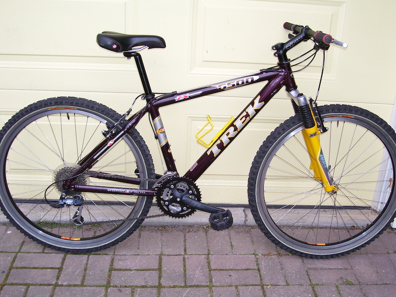 2008 TREK 6500 DEORE AND LX For Sale
