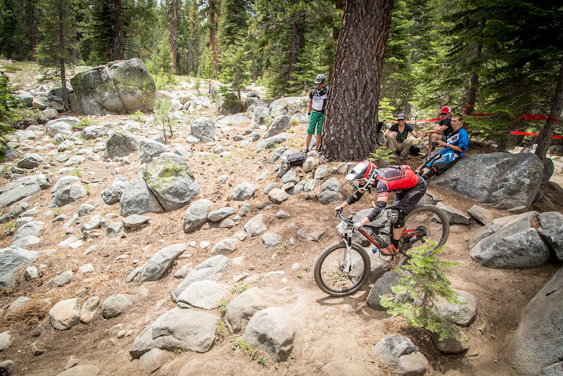 Race shots from CES round 2 VP EnduroFest at China Peak Mountain Resort June 21 2014.
