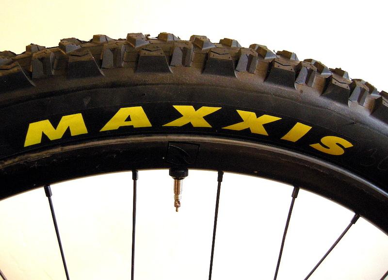 Maxxis Proto DH Tire 2015