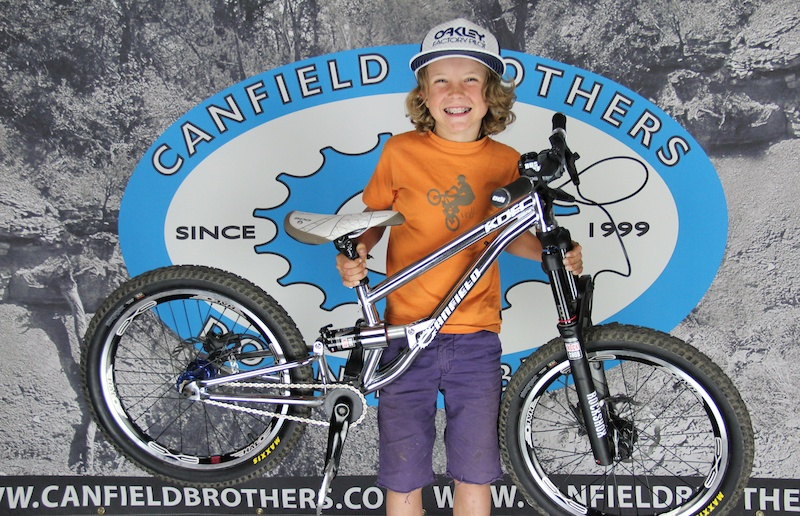 Jackson and our Canfield Brothers KDH prototype