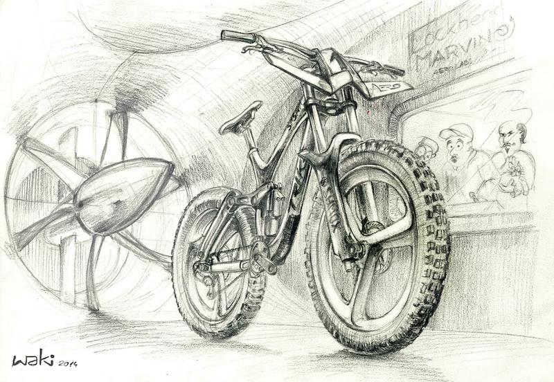 Trike Aero Kit