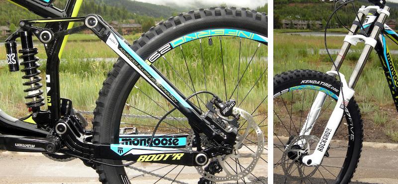Mongoose Teocali Boot r 2015