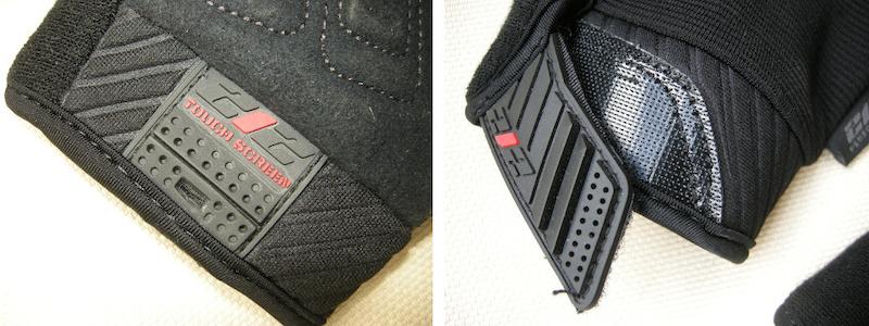 Magura 212 Mechanic Touch Screen gloves 2015