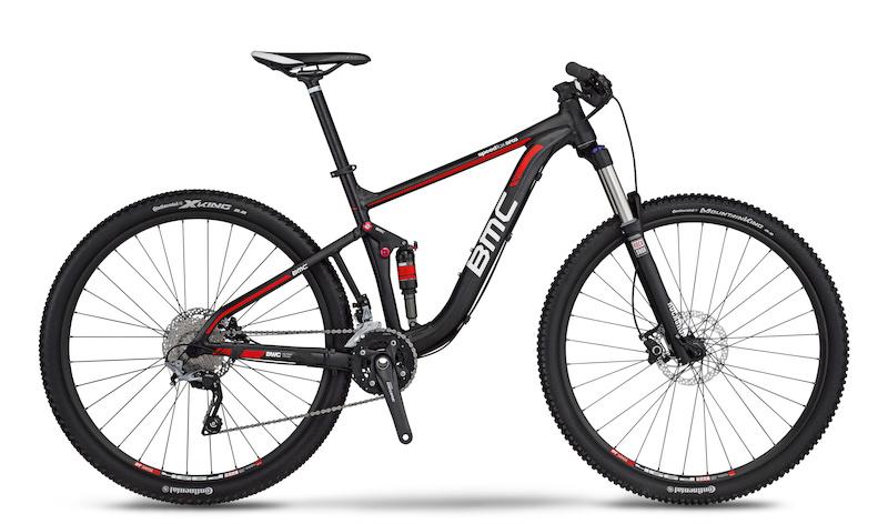 BMC Speedfox SF03 Deore 2015