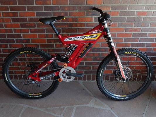 2004 Intense M1 Downhill Bike For Sale