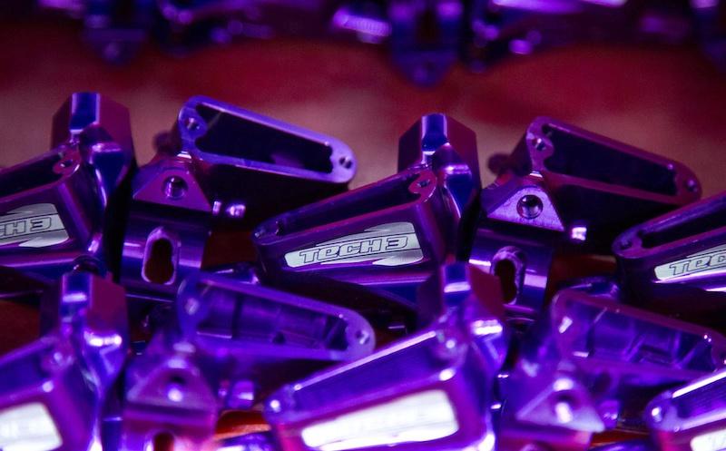 Tech 3 purple