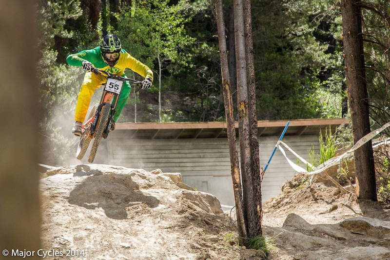 d5e79ed1c26 Panorama Bike Park 2014 - New Jumps and Escape from Alcatraz ...