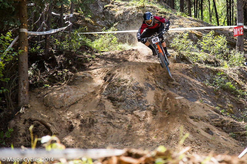 ade28b09226 Panorama Bike Park 2014 - New Jumps and Escape from Alcatraz - Pinkbike