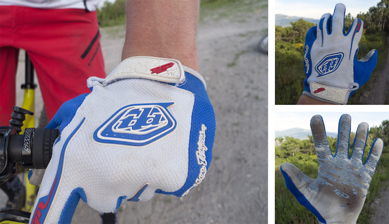 Troy Lee Designs Air glove review test