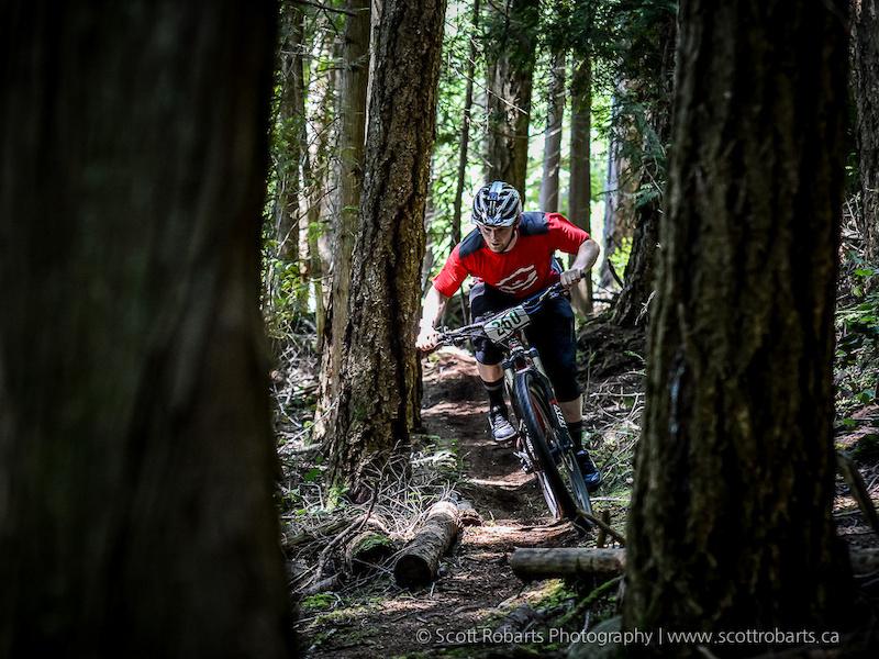 BC Enduro Series - Sunshine Coast British Columbia