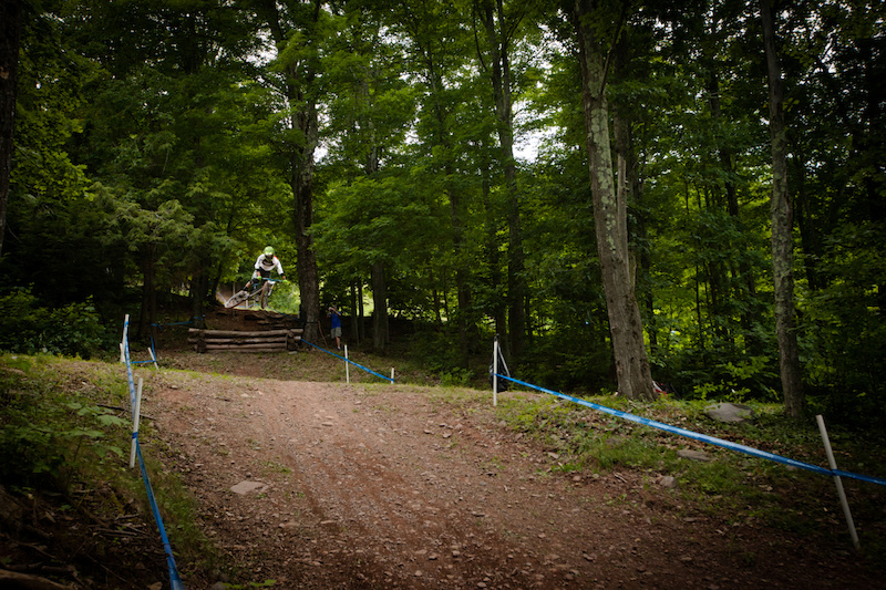 Windham World Cup Preview POC ESC DH Test Event