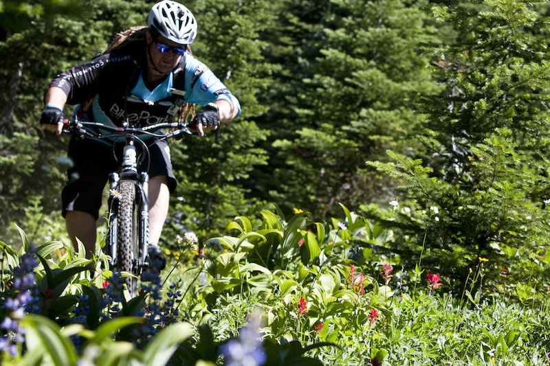 Sun Peaks Bike Park Photo Sam Egan