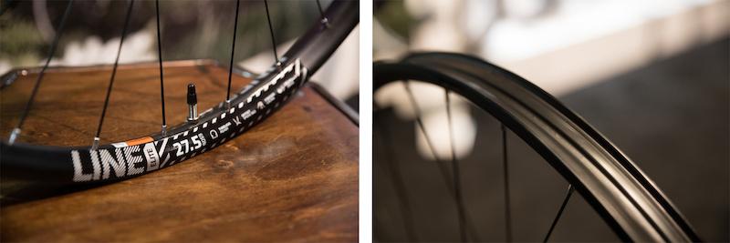 Bontrager Line wheelset