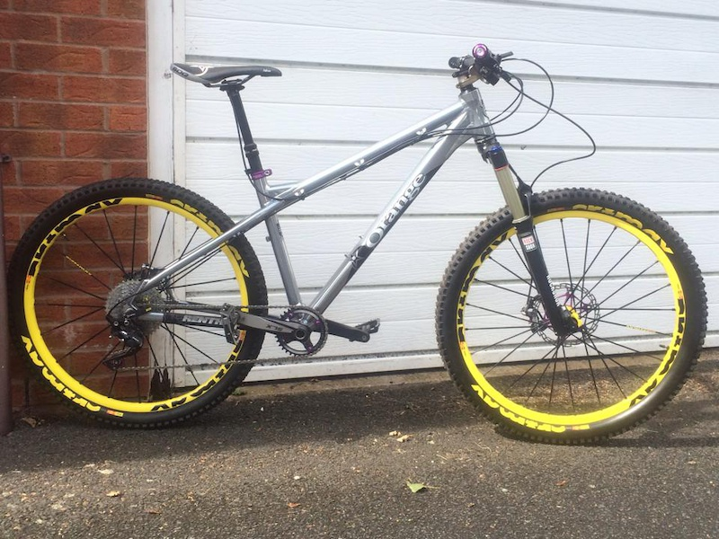 All you Orange riders get in here! - Page 213 - Pinkbike Forum