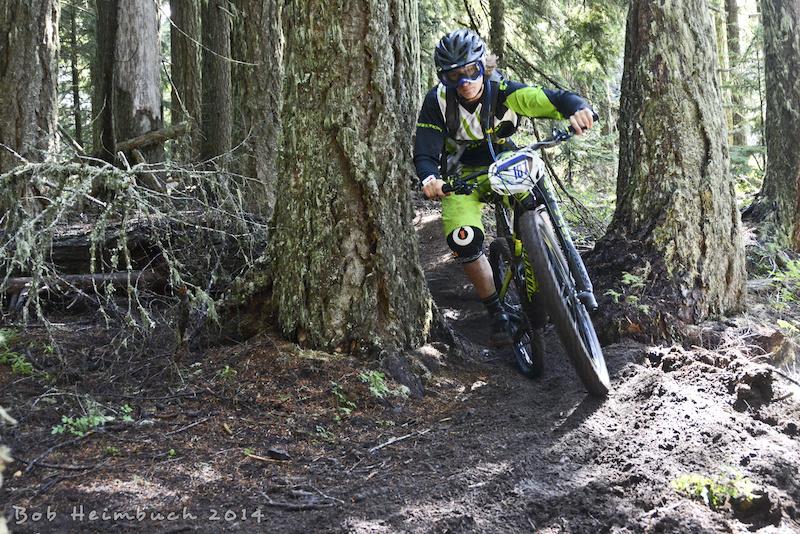 Cascadia Dirt Cup Rainier Enduro