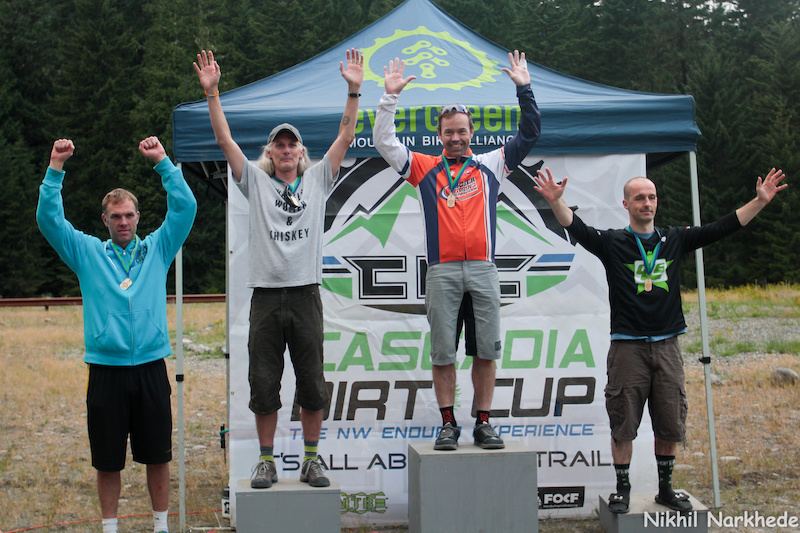 Cascadia Dirt Cup 3 Rainier Enduro