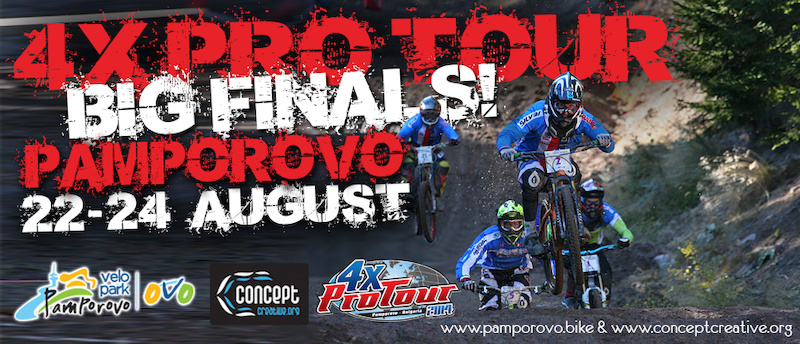 4X ProTour Round 7 – Pamporovo, Bulgaria - Preview