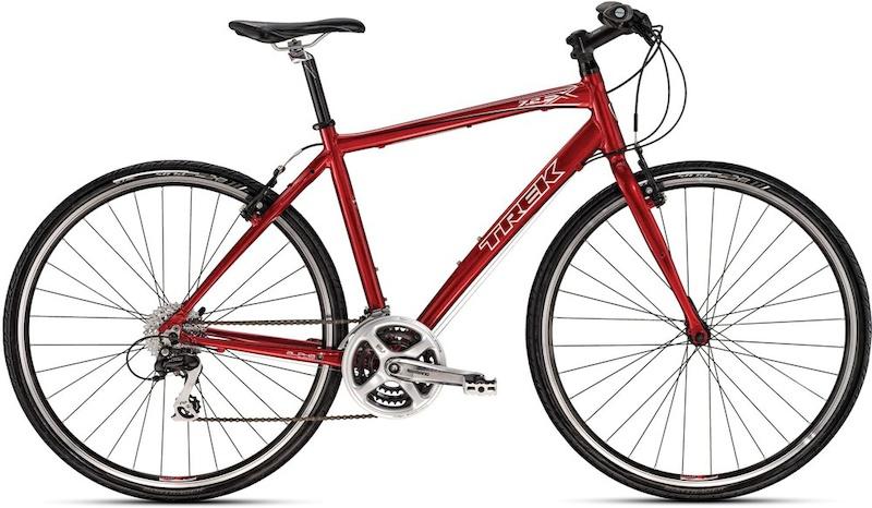 2010 Trek 7 2 Fx Commuter Bike For Sale