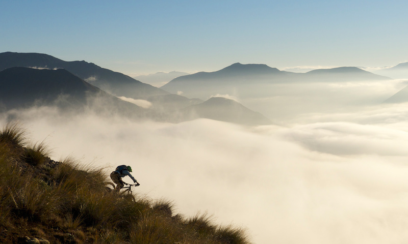 Trans NZ - 5 Day Enduro 2015
