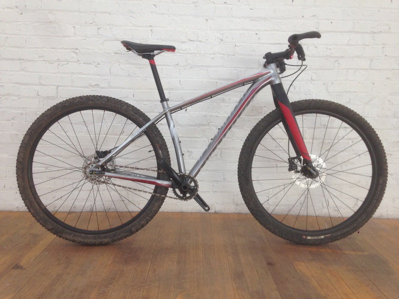 2014 Specialized Crave SL 29er Single Speed Medium Mountain Bike For ...