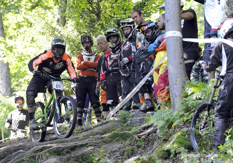 Eastern States Cup downhill