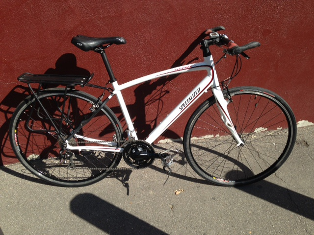 2010 Specialized Sirrus Expert For Sale