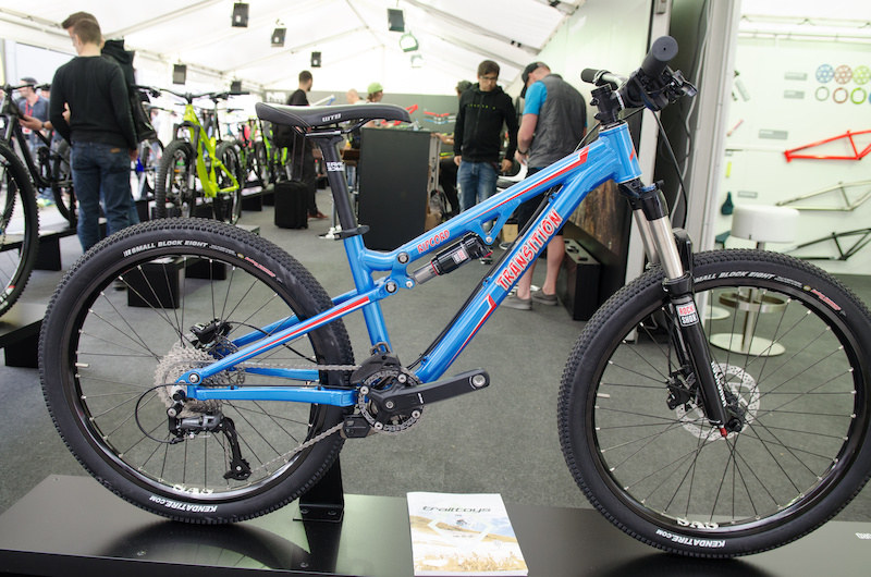 Transition Ripcord Eurobike 2014